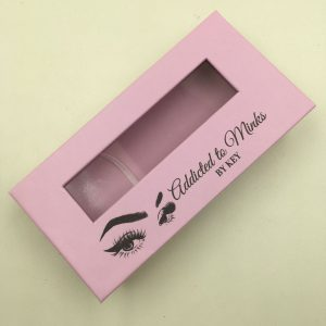 Customize Lash Boxes
