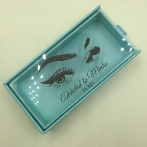 Custom Eyelash Box